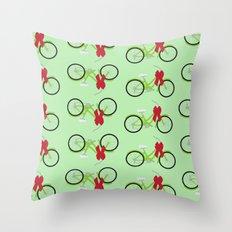Christmas Wrapping Throw Pillow