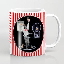 Paul Newman Hula Hoops (with kittens)  Coffee Mug