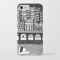 england iPhone & iPod Cases featuring Brighton, England by Caroline Rees