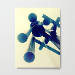 Windchimes Metal Print
