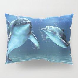 Dolphin Dream Pillow Sham