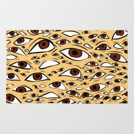 Eye see you Rug