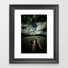 Untitled (RI Autumn #3) Framed Art Print