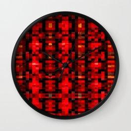 Pattern 600 Wall Clock