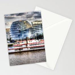 MV Dixie Queen Paddle Steamer Stationery Cards