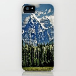The View of Immense Freedom iPhone Case