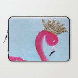 Felicity the Flamingo Laptop Sleeve