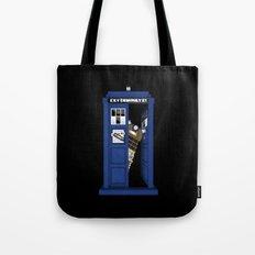 Dr. Dalek Tote Bag