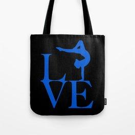 Gymnast Love Tote Bag