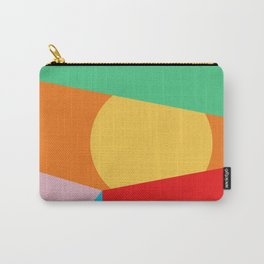 Circle Series - Summer Palette No.1 Carry-All Pouch
