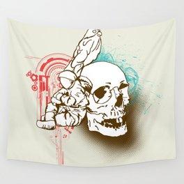 Spoiler Alert Wall Tapestry