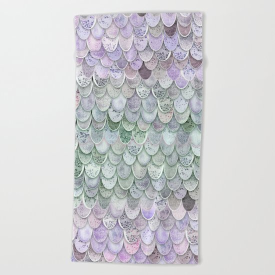 MAGIC  MERMAID Beach Towel