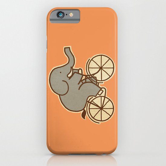 Elephant Cycle iPhone & iPod Case