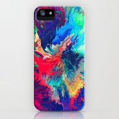 Nazários (Abstract 24) iPhone (5, 5s) Slim Case