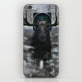 Spirit in the Marshes iPhone Skin