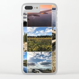 Multitude Clear iPhone Case
