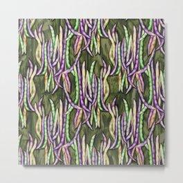 Bean Sprouts Metal Print