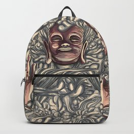 Buddha Bath Backpack