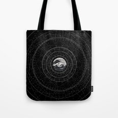 Eye Tote Bag