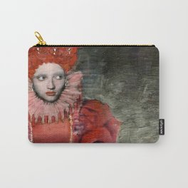 Queen Elisabeth/Newspaper Serie Carry-All Pouch