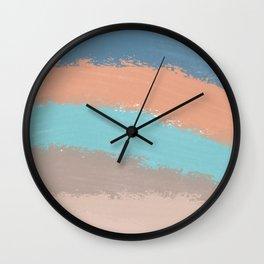 Pacific Daydream  Wall Clock