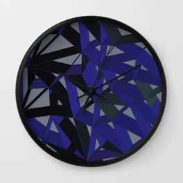 3D Futuristic GEO VII Wall Clock