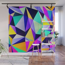 Geometric No. 12 Wall Mural