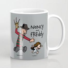 Nancy and Freddy Coffee Mug