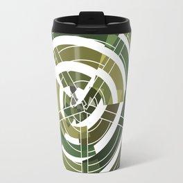 Exploded view camouflage Travel Mug