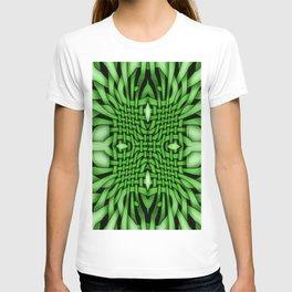 the Aztec idol T-shirt