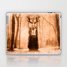 Dark Victorian Portrait Series: The Old Ways Laptop & iPad Skin