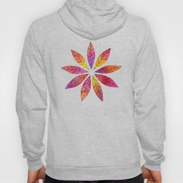 Ring of Leaves - Fall Colors Hoody
