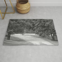 down the driveway Rug