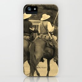 THE BUFFALO SOLDIERS iPhone Case