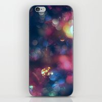 the lights iPhone & iPod Skins featuring Lights by Jeremy Jon Myers