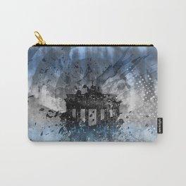 Graphic Art BERLIN Brandenburg Gate Carry-All Pouch