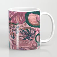 jungle Mugs featuring Jungle by Akwaflorell