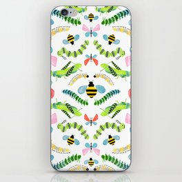 Caterpillars iPhone Skin
