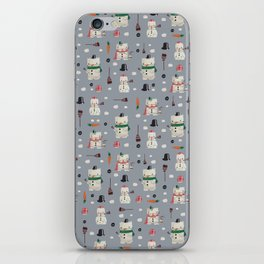 Snowanimals iPhone Skin