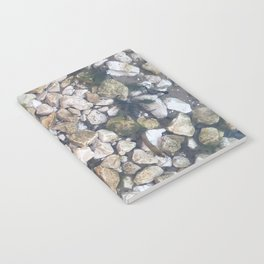 Underwater stones Notebook