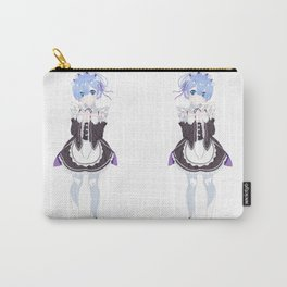 Rem - Re: Zero Carry-All Pouch