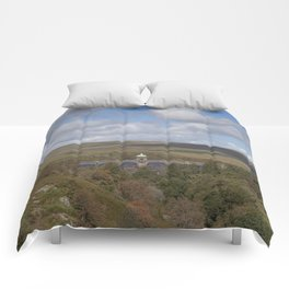 Craig Goch Dam II Comforters