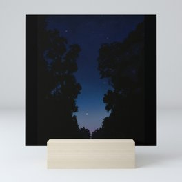 The Long Twilight Of Midsummer Nights Mini Art Print