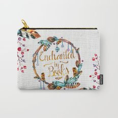 Enchanted by Books Carry-All Pouch