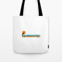 Cape Hatteras - North Carolina. Tote Bag