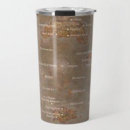 WoW map Travel Mug