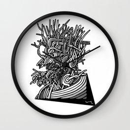 Giuseppe Arcimboldo cover Wall Clock