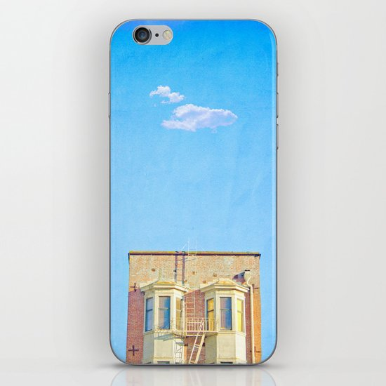 SF Tops 4 iPhone & iPod Skin