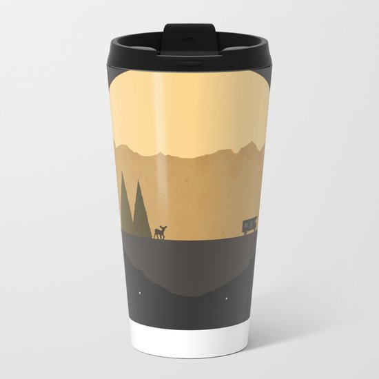 Along the Way Metal Travel Mug
