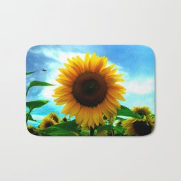 The sun will come out tomorrow Bath Mat